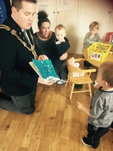 Lord Mayord Visit to Nursery 2015 (51)
